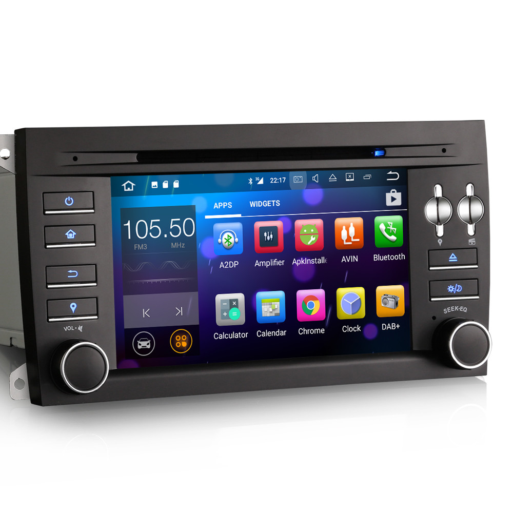 PbA PO7997S Android 9 0 After-Market Radio For Porsche Cayenne