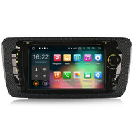PbA SE8122S Android 10.0 After-Market Radio For SEAT Ibiza Mk4