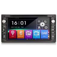 Direct Fit TO6903KD After-Market GPS Radio For Toyota 200mm