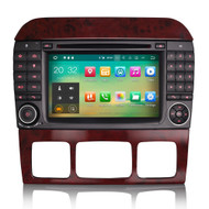 PbA ME5182S  Android 10.0 After-Market GPS Radio For Mercedes