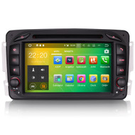 PbA ME7963C Android 9.0 After-Market Radio For Mercedes Benz