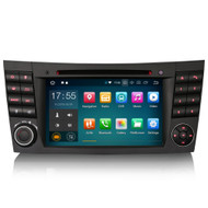 PbA ME4880E Android 9.0 After-Market GPS Radio For Mercedes