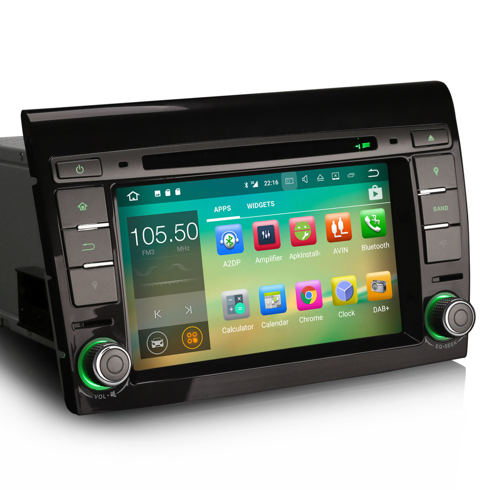 PbA FI7971F Android 9 0 After-Market Radio For Fiat Bravo
