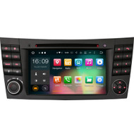 PbA ME7980E Android 9.0 After-Market GPS Radio For Mercedes
