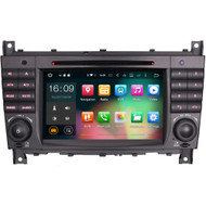 PbA ME7969C Android 9.0 After-Market Radio For Mercedes Benz