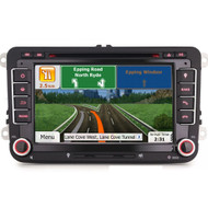 "Direct Fit VW7148V 7"" After-Market GPS Stereo For VW SEAT Skoda"