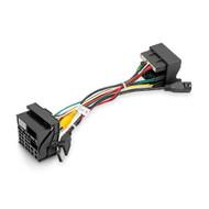 New VW/SKODA Radio Plug (2015-) To 2003-2015 Quadlock Adaptor