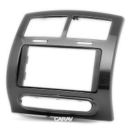 Carav 11-166 Double DIN Fascia Panel For Toyota Urban Cruiser