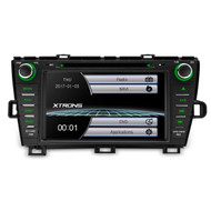 Xtrons PF81PSTS-RB After-Market Radio For Toyota Prius (RHD)