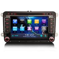 """Direct Fit VW791V 7"""" After-Market GPS Stereo For VW SEAT Skoda"""