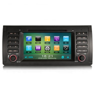 Direct Fit BM739B After-Market GPS Radio For BMW 5 Series