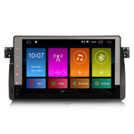 PbA BM3196B Android 10.0 After-Market GPS Radio For BMW E46