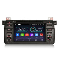PbA BM4946B Android 9.0 After-Market GPS Radio For BMW E46