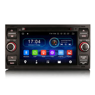 PbA FO5931FB Android 10.0 After-Market GPS WiFi Radio For Ford