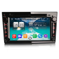 PbA VA7660PB Android 8.1 After-Market GPS WiFi Radio For Vauxhall
