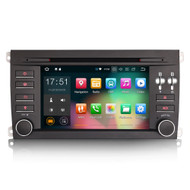 PbA PO5197A Android 10.0 After-Market Radio For Porsche Cayenne