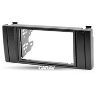 Carav 11.041 Double DIN Fascia Panel For BMW 5-Series, X5