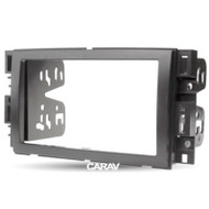 Carav 11-013 Double DIN Fascia For Chevrolet Hummer Suzuki