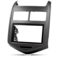 Carav 11-181 Double DIN Fascia Panel For Chevrolet Holden