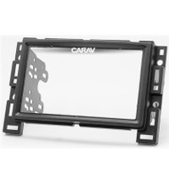 Carav 11-470 Double DIN Fascia Panel For Chevrolet Pontiac Saturn