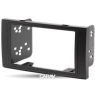 11-046 Double DIN Fascia Panel For For Focus Fusion Transit Galaxy