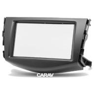 Carav 07-012 Double DIN Fascia Panel For HONDA CR-V 2007-2011