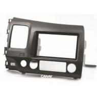 Carav 11-061 Double DIN Fascia Panel For HONDA Civic Sedan LHD