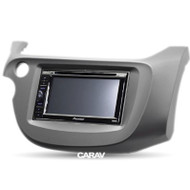 Carav 11-118 Double DIN Fascia Panel For HONDA Fit Jazz LHD