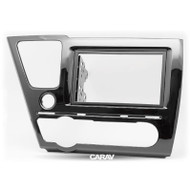 11-467 Double DIN Fascia Panel For HONDA Civic 20013-2017 LHD