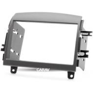 Carav 11-067 Double DIN Fascia Panel For HYUNDAI Sonata (NF)
