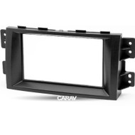 11-145 Double DIN Fascia Panel For KIA Mohave Borrego (HM)
