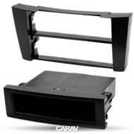 Carav 11-009 Double DIN Fascia Panel For Mercedes E-klasse CLS-klasse