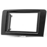 Carav 11-087 Double DIN Fascia Panel For Mercedes M-klasse GL-Klasse
