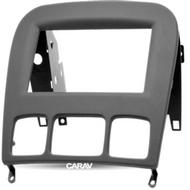 Carav 11-135 Double DIN Fascia Panel For Mercedes S-Klasse