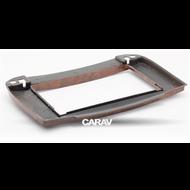 Carav 11-409 Double DIN Fascia Panel For Mercedes CL & S-Klasse