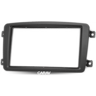 Carav 11-459 Double DIN Fascia Panel For Mercedes C CLK G-klasse Viano Vito