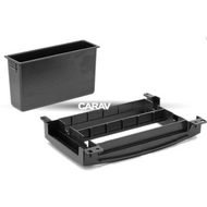 Carav  11-497 Double DIN Fascia Panel For Mercedes A B-klasse Vito Viano