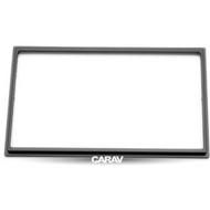 Carav 11-238 Double DIN Fascia Panel For NISSAN Navara Paladin