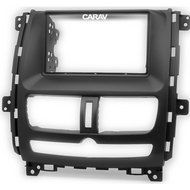 Carav 11-350 Double DIN Fascia Panel For NISSAN Succe Shuaike Shaico