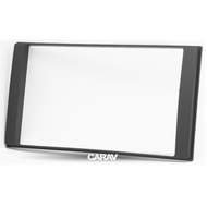 Carav 11-429 Double DIN Fascia Panel For NISSAN Livina 2013+