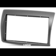 Carav 11-268 Double DIN Fascia For Proton Satria Neo 2006+