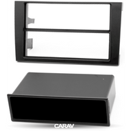 Carav 11-001 RNS-Shape & 2 DIN Fascia For AUDI A4 (B6/7) SEAT Exeo