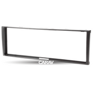 Carav 11-032 Single DIN Fascia For RENAULT Clio Modus Megane Scenic
