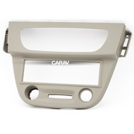 Carav 11-418 Double DIN Fascia For RENAULT