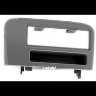 Carav 11-436 Single DIN Fascia For VOLVO S80 1999-2005