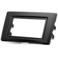 Carav 11-437 Double DIN Fascia Panel For VOLVO XC90 2002-2014