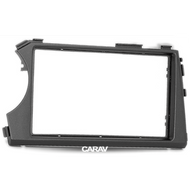 Carav 11-136 Double DIN Fascia Panel For SSANGYONG Actyon Kyron