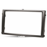Carav 11-137 Double DIN Fascia Panel For SSANGYONG Rexton
