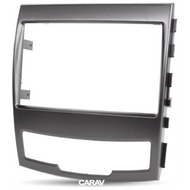 Carav 11-138 Double DIN Fascia Panel For SSANGYONG Actyon Korando