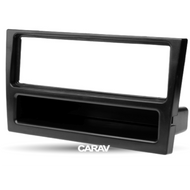 Carav 11-027 Double DIN Fascia Panel For Vauxhall Astra Corsa Tigra
